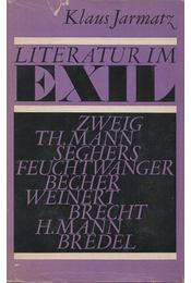 Literatur im Exil - JARMATZ, KLAUS - Régikönyvek