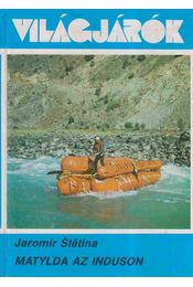 Matylda az Induson - Jaromir Stetina - Régikönyvek
