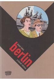 Berlin - A kövek városa - Jason Lutes - Régikönyvek