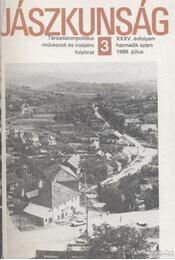 Jászkunság 1989. 1-6. - Régikönyvek