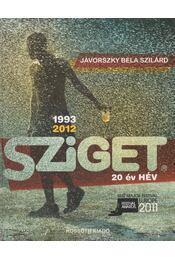 Sziget - Jávorszky Béla Szilárd - Régikönyvek