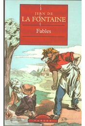 Fables - Jean De La Fontaine - Régikönyvek