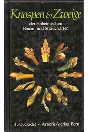 Knospen und Zweige - Jean-Denis Godet - Régikönyvek
