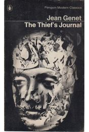 The Thief's Journal - Jean Genet - Régikönyvek