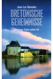 Bretonische Geheimnisse - Jean-Luc Bannalec - Régikönyvek