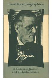 James Joyce in Selbstzeugnissen und Bilddokumenten - Jean Paris - Régikönyvek