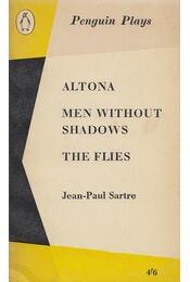 Altona/Men Without Shadows/The Flies - Jean-Paul Sartre - Régikönyvek