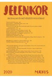 Jelenkor - Irodalmiés művészeti folyóirat - 2020. május - Régikönyvek
