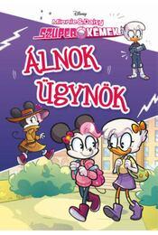 Álnok ügynök - Disney - Szuper Kémek 1. - Jen Petro, Roy - Régikönyvek