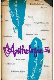 Anthologie 56 - Jens Gerlach - Régikönyvek