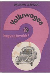 Volkswagen - Jezewski, Wieslaw - Régikönyvek