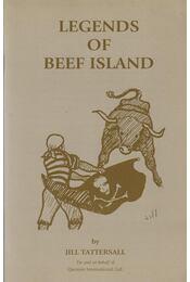 Legends of Beef Island - Jill Tattersall - Régikönyvek