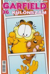 Garfield 2019. február 36. különszám - Jim Davis - Régikönyvek