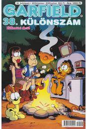 Garfield 2019. június 38. különszám - Jim Davis - Régikönyvek
