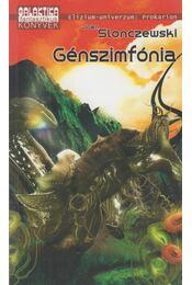 Génszimfónia - Joan Slonczewski - Régikönyvek