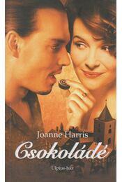 Csokoládé - Joanne Harris - Régikönyvek