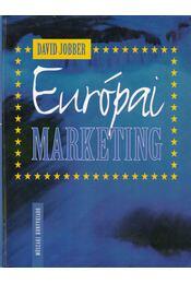 Európai marketing - Jobber, David - Régikönyvek