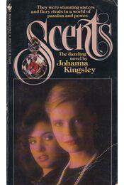 Scents - Johanna Kingsley - Régikönyvek