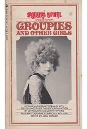 Groupies and Other Girls - John Burks, Jerry Hopkins - Régikönyvek