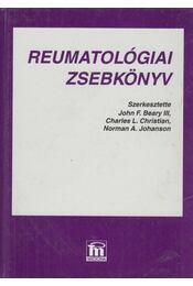 Reumatológiai zsebkönyv - John F. Beary III, Charles L. Christian, Norman A. Johanson - Régikönyvek