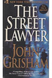 The Street Lawyer - John Grisham - Régikönyvek