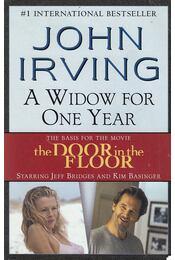 A Widow for One Year - John Irving - Régikönyvek