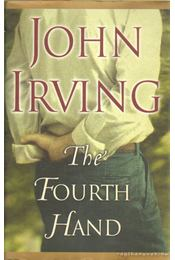 The Fourth Hand - John Irving - Régikönyvek