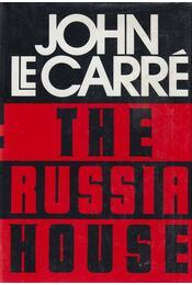 The Russia House - John le Carré - Régikönyvek