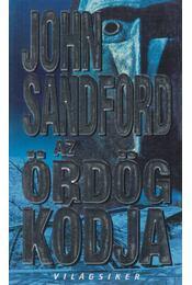 Az ördög kódja - John Sandford - Régikönyvek