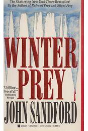 Winter Prey - John Sandford - Régikönyvek