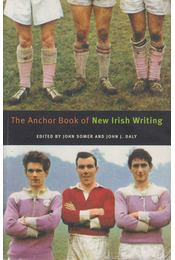 The Anchor Book of New Irish Writing - John Somer, John J. Daly - Régikönyvek