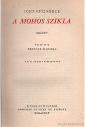 A mohos szikla - John Steinbeck - Régikönyvek