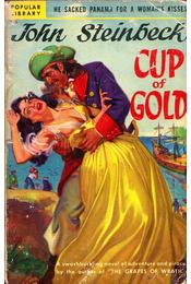 Cup of Gold - John Steinbeck - Régikönyvek