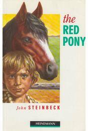 The Red Pony - John Steinbeck - Régikönyvek