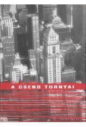A csend tornyai - Jolowicz, Philip - Régikönyvek