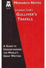 Gulliver's Travels - Jonathan Swift - Régikönyvek