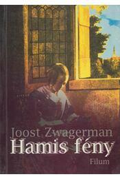 Hamis fény - Joost Zwagerman - Régikönyvek