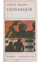 Csodabazár - Jorge Amado - Régikönyvek