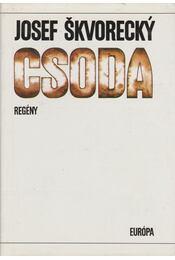 Csoda - Josef Skvorecky - Régikönyvek