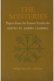 The Mysteries: Papers from the Eranos Yearbooks - Joseph Campbell - Régikönyvek