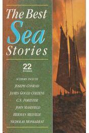 The Best Sea Stories - Joseph Conrad, Cozzens, James Gould, Forester, C.S., Herman Melville, John Masefield, Nicholas Monsarrat - Régikönyvek