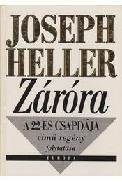 Záróra - Joseph Heller - Régikönyvek