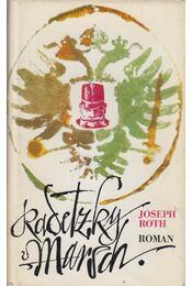 Radetzkymarsch - Joseph Roth - Régikönyvek