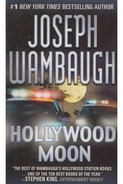 Hollywood Moon - Joseph Wambaugh - Régikönyvek