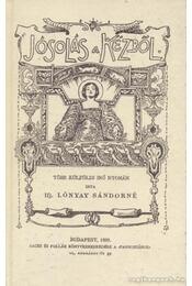 Jóslás a kézből - Lónyay Sándorné - Régikönyvek