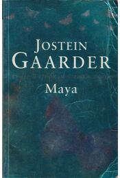 Maya - Jostein Gaarder - Régikönyvek