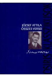 József Attila összes versei - József Attila - Régikönyvek