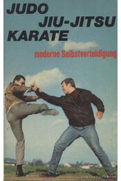 Judo - Jiu-jitsu - Karate - Régikönyvek