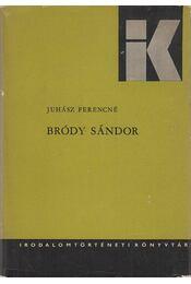 Bródy Sándor - Juhász Ferencné - Régikönyvek