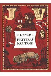 Hatteras kapitány - Jules Verne - Régikönyvek